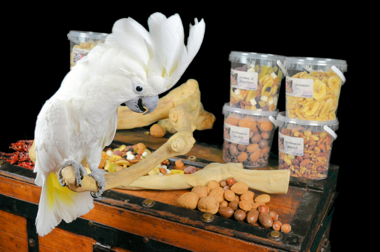 Nüsse-Obst-&-Mischen