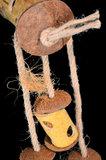 papegaaienspeelgoed - dieca-bamboo toy large 4