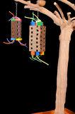 dieca - papegaaienspeelgoed - Tour Tower Medium 4