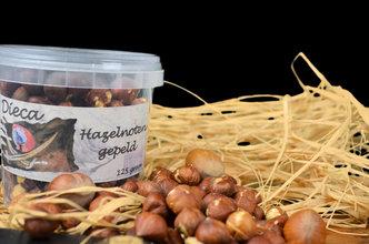 Hazelnoten gepeld 125 gram