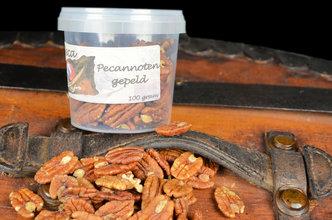 Pecannoten gepeld 100 gram