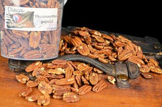 Pecannoten gepeld 500 gram