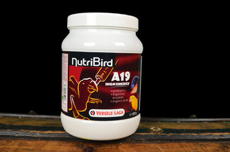 NutriBird A19 handvoeding 800 gram