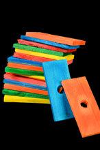 Gekleurde Plankjes Small G