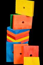 Gekleurde Rechthoek Small C