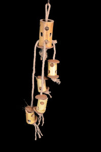 papegaaienspeelgoed - dieca-bamboo toy large 1