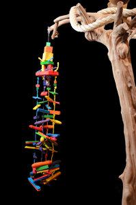 papegaaienspeelgoed - dieca - Sky xl - 1