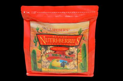 Nutri-Berries El Passo (Pepers) 1,36 Kilo
